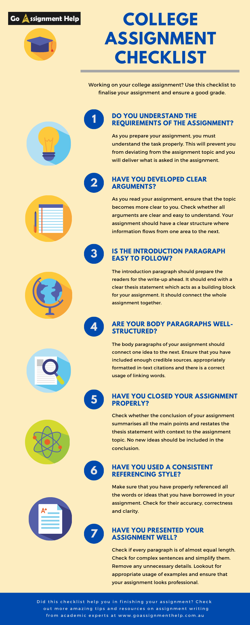 college-assignment-checklist-goassignmenthelp