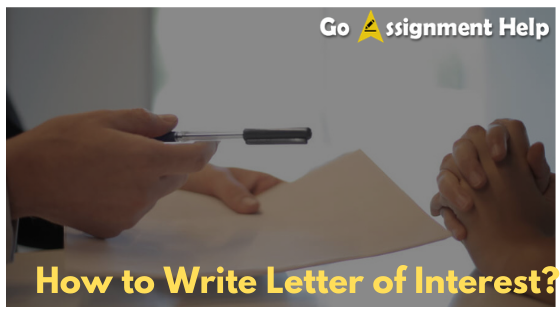 letter-of-interest-goassignmenthelp
