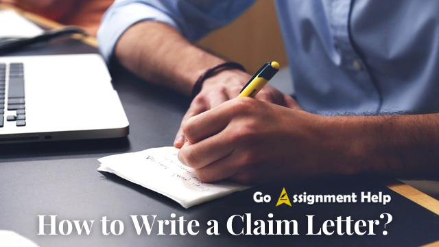 How to Write a Claim Letter? (Examples and Templates)